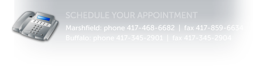 Call Now for an appointment